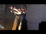 Tarja Turunen &amp Floor Jansen 'Over the hills' MFVF XI Wieze,Belguim 20-10-13.mp4