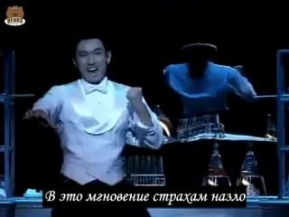 "FSG Bears Чо Сын У - Этот момент (мюзикл ""Джекил и Хайд""), Cho Seung Woo"