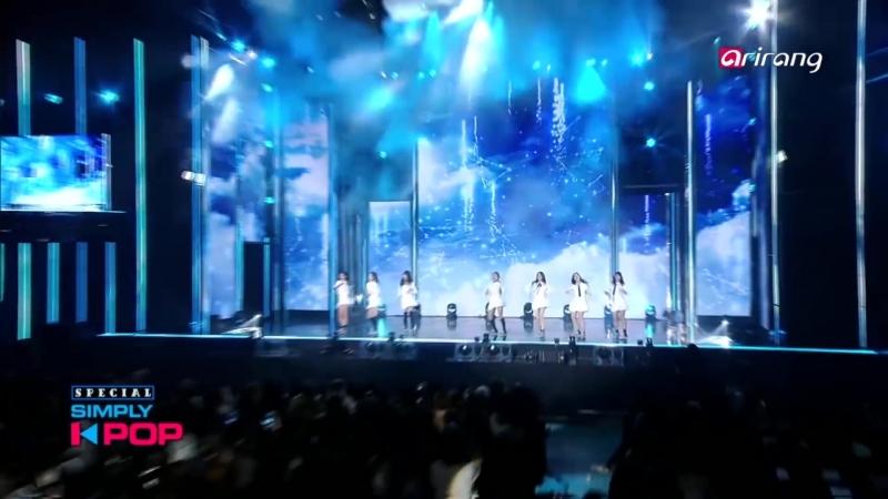 [Simply K-Pop] CLC(씨엘씨) _ To the sky _ Ep.300 _ 022318