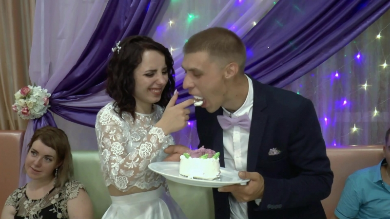 Свадьба Евгения и Анастасии УРА 21 июля 2018 г