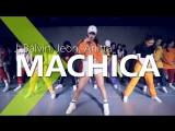 1Million dance studio Machika - J. Balvin, Jeon & Anitta / Jane Kim Choreogrpahy