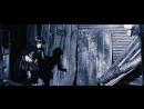 Фрагмент из фильма Пипец - Убивашка пытается спасти Папаню