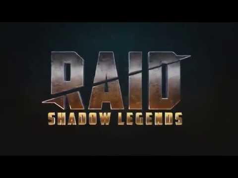 [Обновление] RAID: Shadow Legends - Геймплей   Трейлер