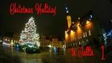 Рождество в Таллине Часть 1 Ярмарка
