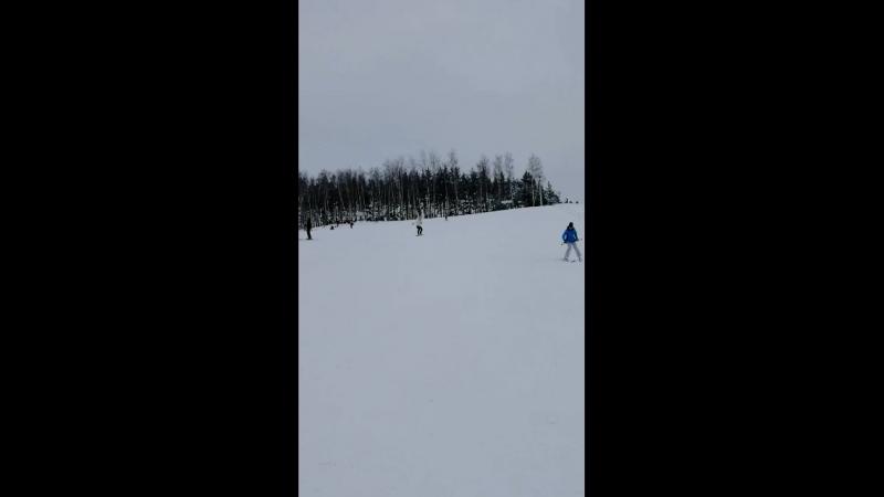 Покорение сноуборда