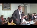 Строительство путепровода в г Любань обсуждалось на выездном заседании комиссии по ЖКХ строительству транспорту и дорогам
