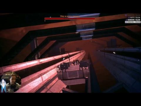 [Mass Effect] Турианские палки и немного шуток ниже пояса