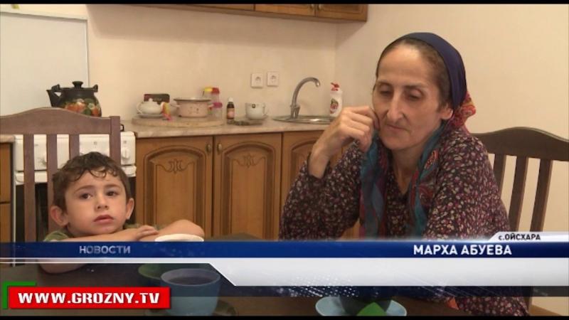 В этом месяце новоселье отметили 30 семей из поселка Ойсхара