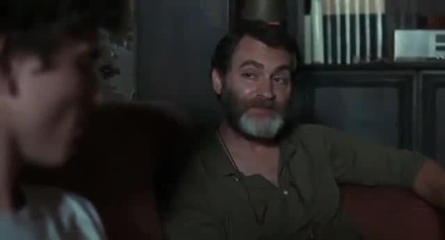 Серьёзный разговор отца с сыном
