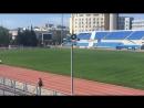 эстафета 4x100 женская сборная МБОУ СОШ №12