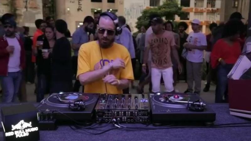Na Manteiga @ Red Bull Music Pulso 2018 - Dj Yoka