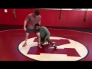 Боковой проход , с вариантами продолжения атаки , от олимпийского чемпиона Джордана Борроуза  ММА 95