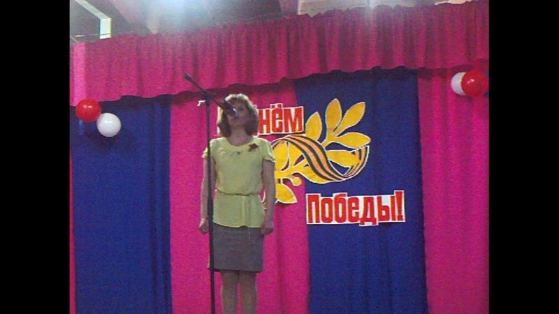 Стихотворение Зинка Юлии Друниной читает Мария Долганова