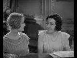 Claudette Colbert Teaches Miriam Hopkins A Musical Lesson (1931)