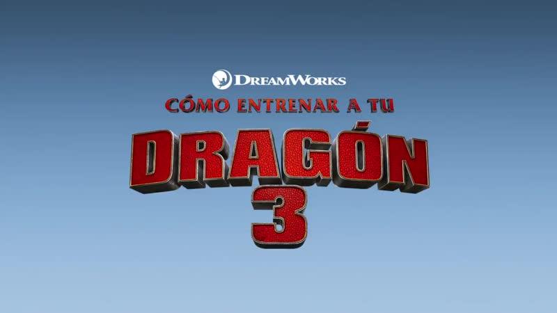 ТВ Спот 2 | Как Приручить Дракона 3 (How to Train Your Dragon 3: The Hidden World - TV Spot)
