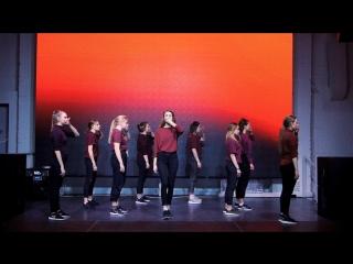 DANCE-COOL | WINTER SHOWCASE | Molchanova Alina