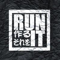 Логотип [RUN IT]