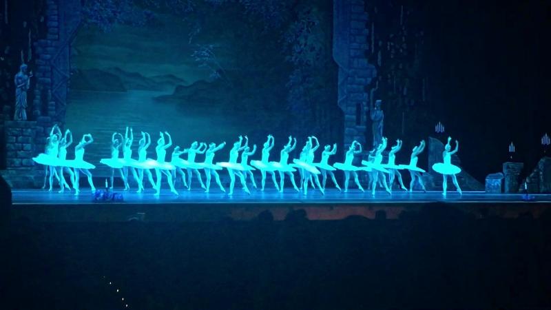 Лебединое озеро. Кремлёвский балет.