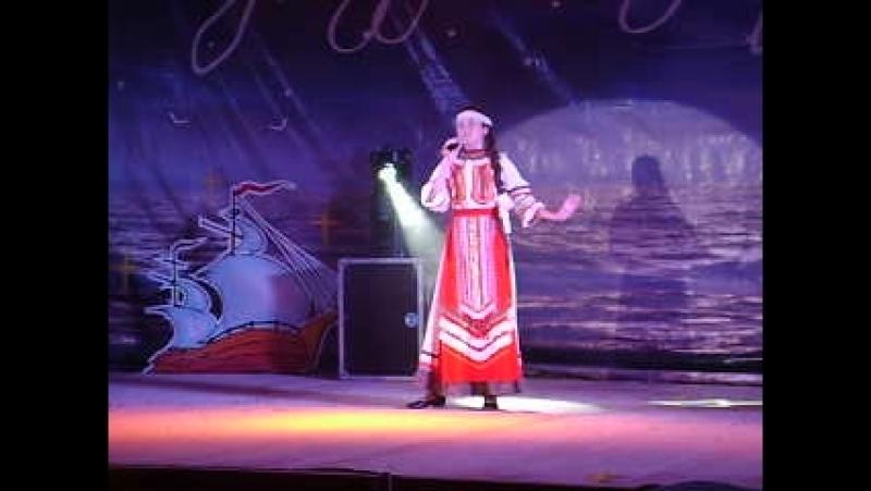 Звёздный Крым 2013 Ты лети, улетай - Габова Алина