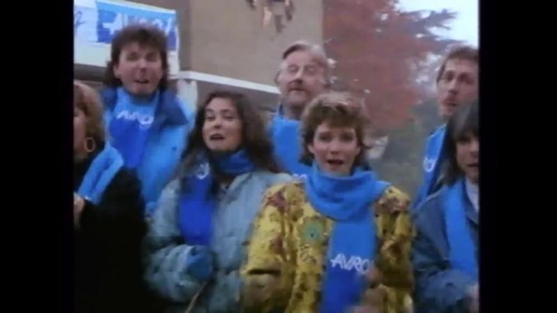 BLAUWE MAANDAG - Volop In Beweging (1985)