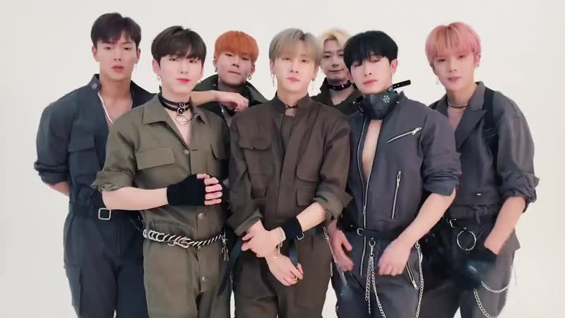 [VK][181022] MONSTA X Greetings message @ Apple Music Japan