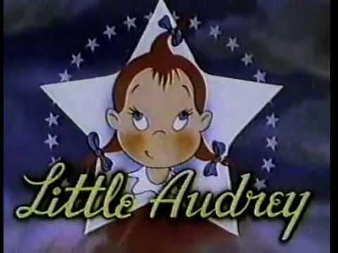 Little audrey - canção dos pássaros ( Desenho Animado)