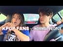 K-POP Fans vs Normal People