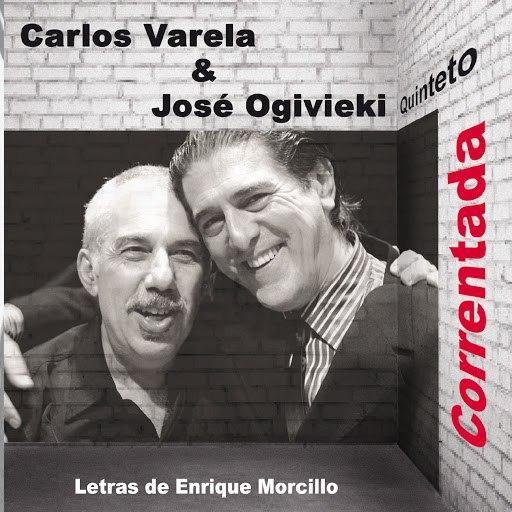 Carlos Varela альбом Correntada