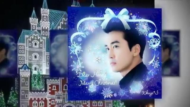 Веселого Рождества, Сон Сын Хон, в 2017! Song Seung Heon -2017 Happy Merry Christmas