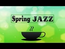 Relaxing Spring JAZZ Background Instrumental Jazz Music Music for Studying Work Relaxing