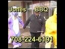 Jones BBQ and Foot Massage!