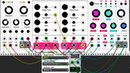 VCV Rack | Free Modular Synthesizer | Clouds, Rings, Unfiltered Audio Delay | Dreamscape