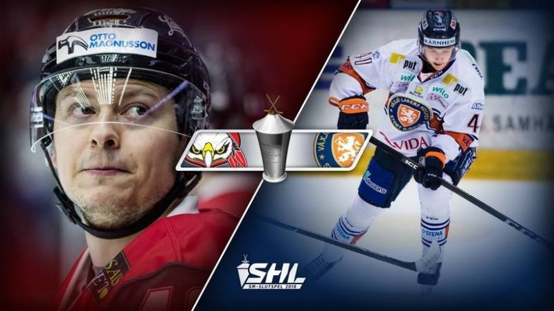 HEJDÅ MALMÖ!! Malmö redhawks vs Växjö Semifinal 47 (1718)