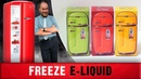 Freeze e-liquid - НАКОНЕЦ-ТО! Фруктовая годнота!