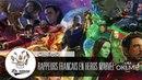 LaSauce Si les rappeurs français étaient des super héros Marvel OKLM TV