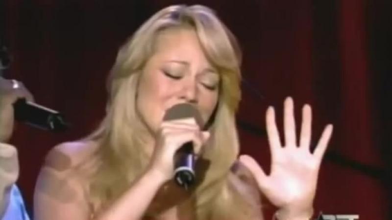 Mariah Carey Boyz II Men One sweet day(live 2001)
