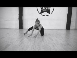 Olga Radchenko. Choreo by Kris Belova.
