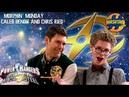 Power Rangers Ninja Steel's Victor Monty: Caleb Bendit and Chris Reid: Morphin Monday
