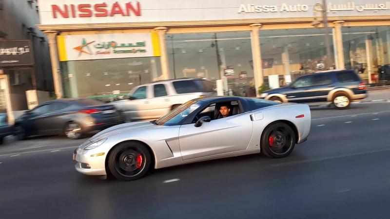 Corvettes in Saudi Arabia