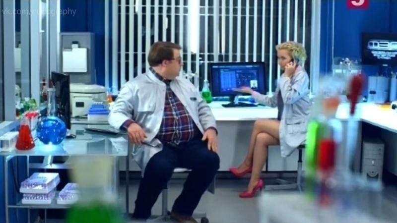 Анастасия Гулимова в сериале След 2007 Серия 1894 1895 1897 1875 Голая Секси ножки