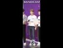 180712 Idol Radio Choi Sung Yoon dancing