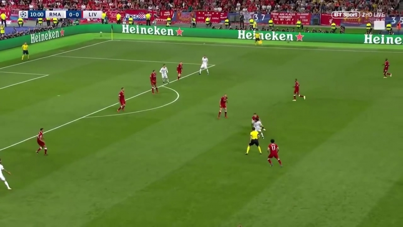 Real Madrid vs Liverpool 3-1🏆 Highlights All Goals 🏆 26-05-2018 HD