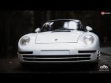 Petrolicious: Porsche 959. Суперкар, намного опередивший своё время