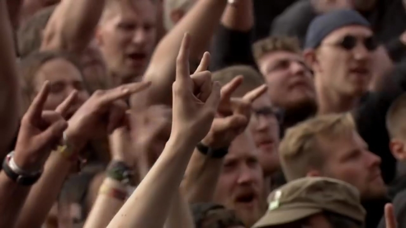 Status Quo - Youre in the Army Now (Down Down Dirty At Wacken) (17 Августа 2018)