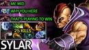 Sylar [Anti Mage] Solo Mid Easy Counter Zeus 7.18 Dota 2