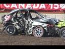 Forest Fair Demolition Derby 2017 | FEATURE! (must watch)