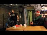 Алексей Соколов+ СантаКлаус - Спокойная ночь(Кино) (Новый год в КолбаБаре №4)