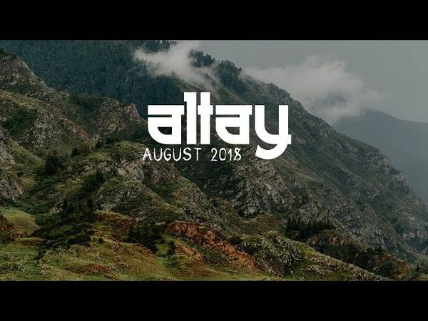 ALTAY summer trip | Путешествие по Алтаю