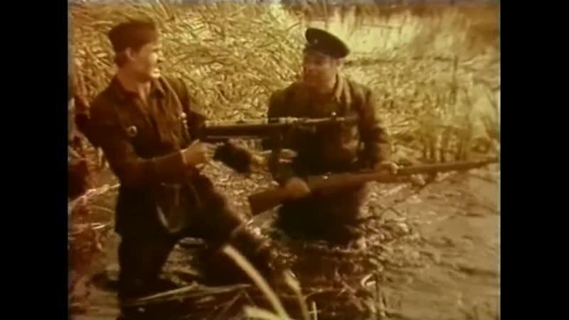 Время выбрало нас Бой окруженцев с немцами на болотах