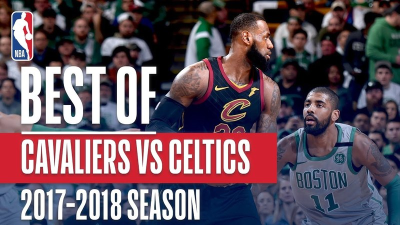Best Plays From The Regular Season Matchup: Celtics vs Cavaliers